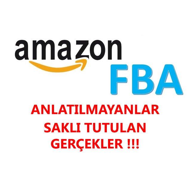 AMAZON FBA ANLATILMAYANLAR SAKLI TUTULAN GERÇEKLER !!!